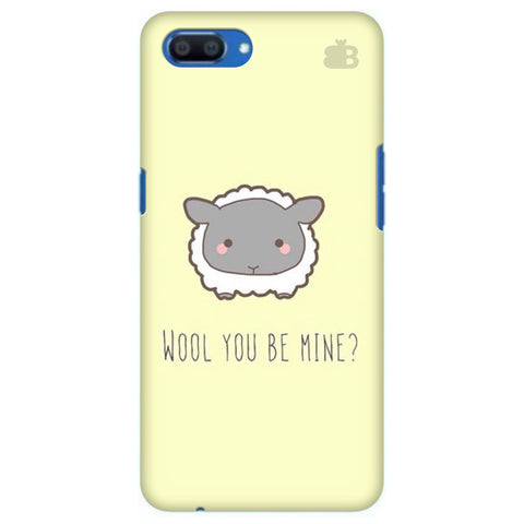 Wool Realme A1 Cover