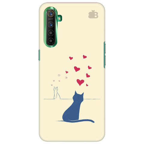 Kitty In Love Realme X2 Cover