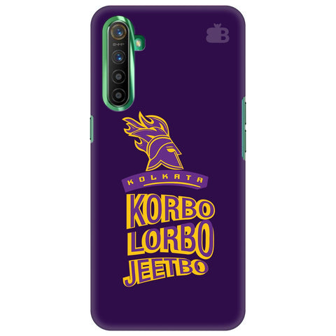 Kolkata Knight Realme X2 Cover