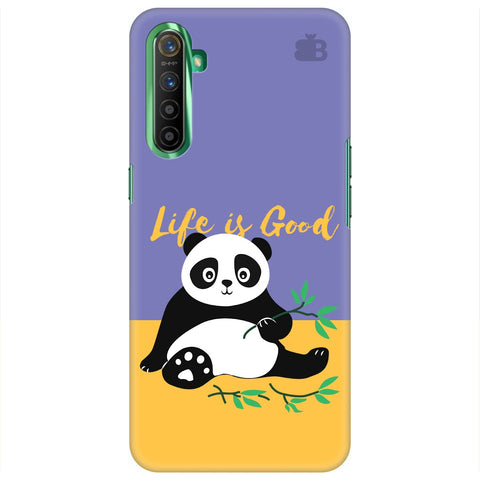 Panda Life Is Good Realme X2 Cover