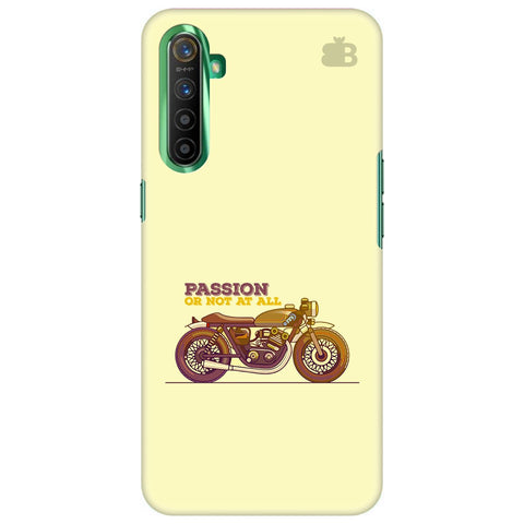 Passion For Motor Realme X2 Cover