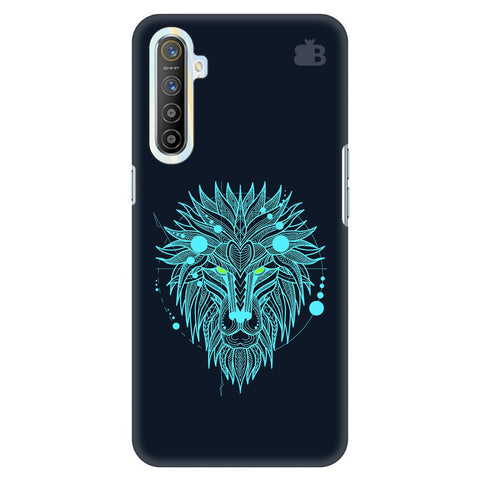 Abstract Art Lion Realme Xt Cover