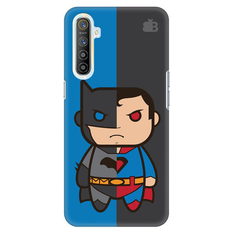 Cute Superheroes Annoyed Realme Xt Cover