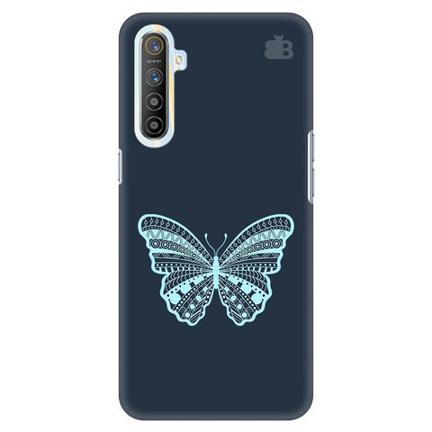 Ethnic Butterfly Art Realme Xt Cover