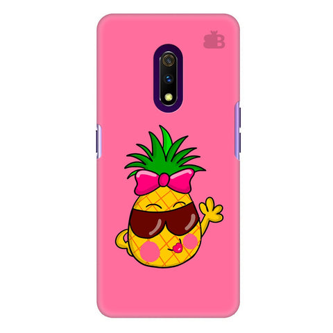 Funky Pineapple Realme X Cover