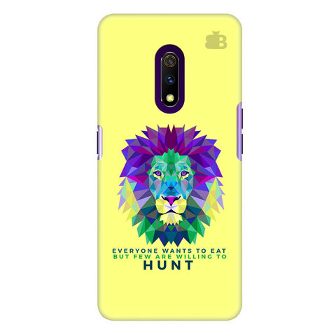 Willing To Hunt Realme X Cover