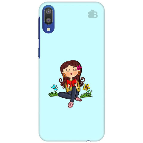 Books Chill Samsung Galaxy M10 Cover