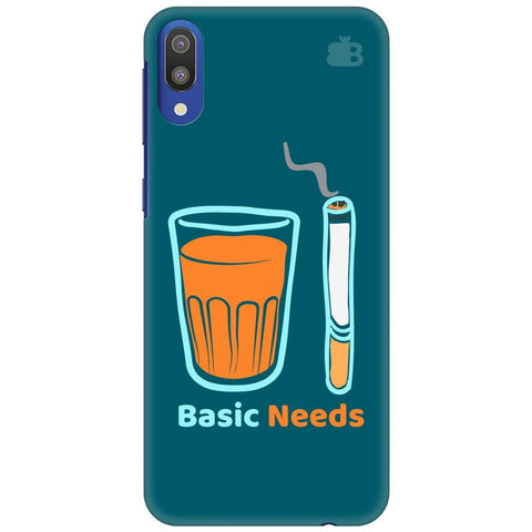 Chai Sutta Basic Samsung Galaxy M10 Cover