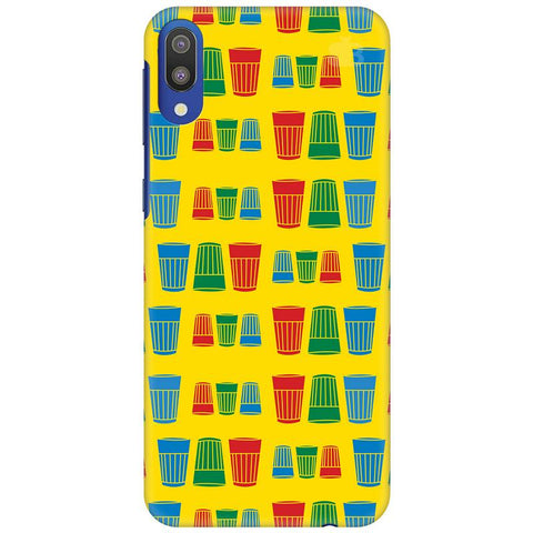 Chai is Life Samsung Galaxy M10 Cover