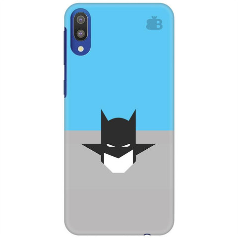 Cracked Maskman Samsung Galaxy M10 Cover