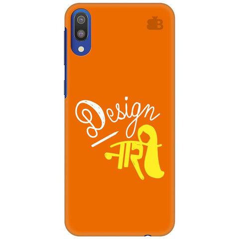 Design Naari Samsung Galaxy M10 Cover