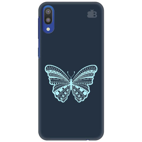 Ethnic Butterfly Art Samsung Galaxy M10 Cover