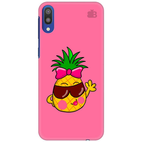 Funky Pineapple Samsung Galaxy M10 Cover