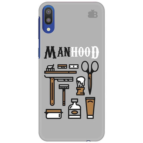 Manhood Samsung Galaxy M10 Cover