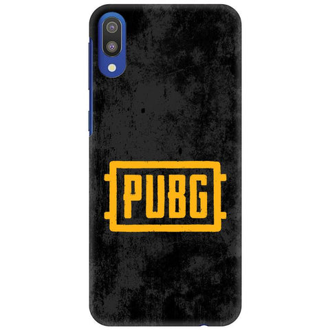 PUBG Samsung Galaxy M10 Cover