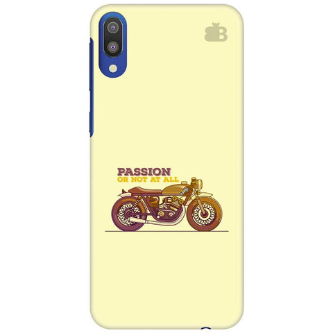 Passion for Motor Samsung Galaxy M10 Cover