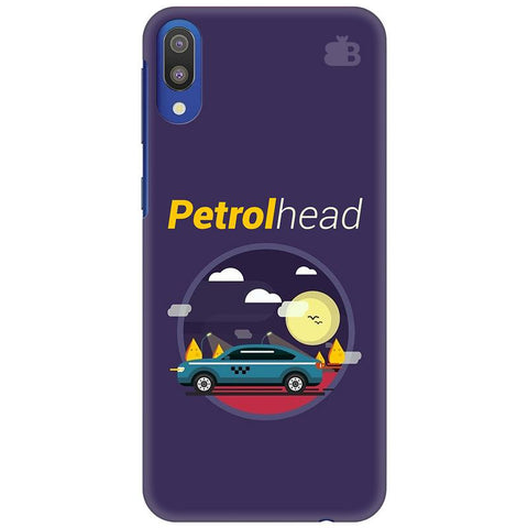 Petrolhead Samsung Galaxy M10 Cover