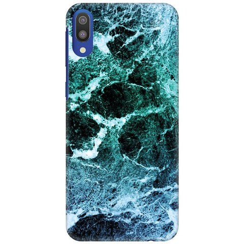 Sea Marble Samsung Galaxy M10 Cover
