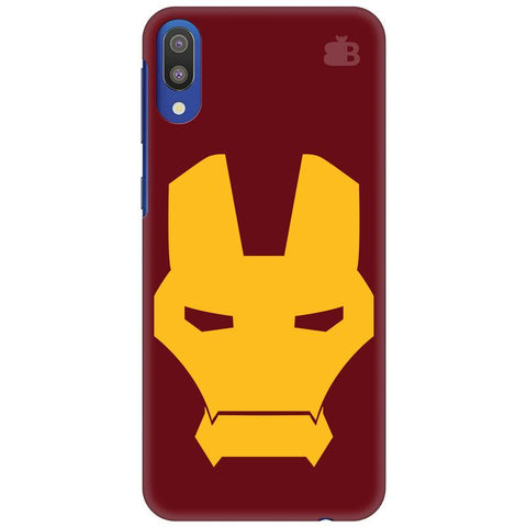Superhero Mask Samsung Galaxy M10 Cover