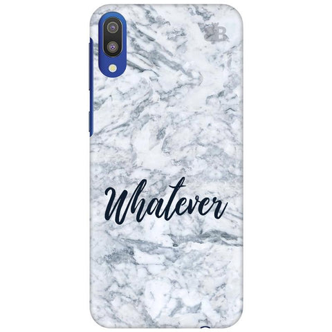 Whatever Samsung Galaxy M10 Cover