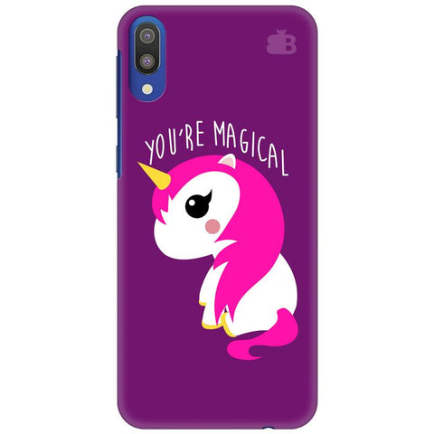 You re Magical Samsung Galaxy M10 Cover