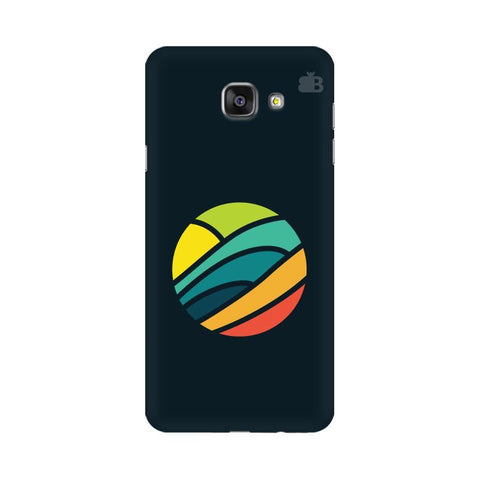 Abstract Circle Samsung A5 2016 Phone Cover
