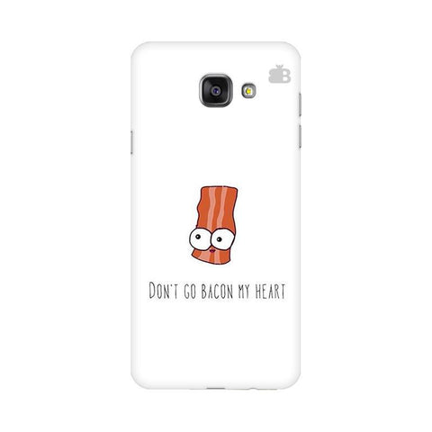 Bacon My Heart Samsung A5 2016 Phone Cover