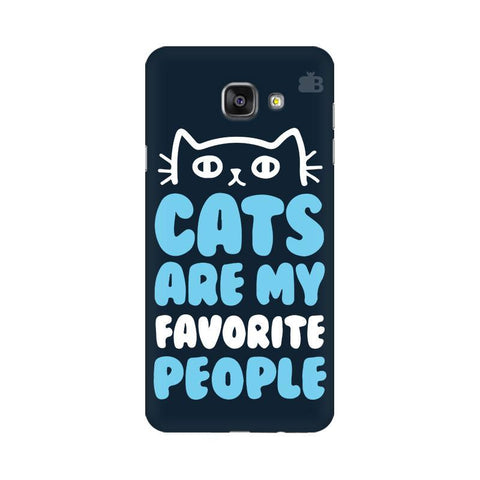 Cats favorite People Samsung A5 2016 Phone Cover
