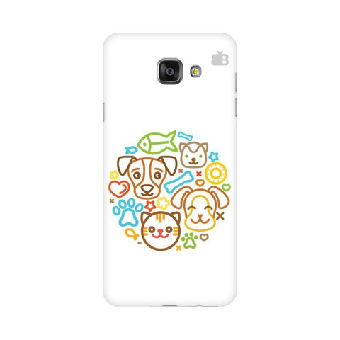 Cute Pets Samsung A5 2016 Phone Cover