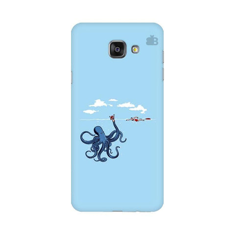 Decepetive Octopus Samsung A5 2016 Phone Cover