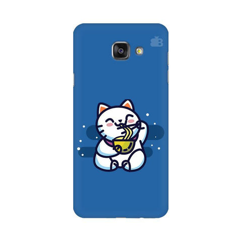 KItty eating Noodles Samsung A5 2016 Phone Cover