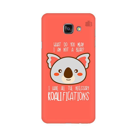 Koalifications Samsung A5 2016 Phone Cover