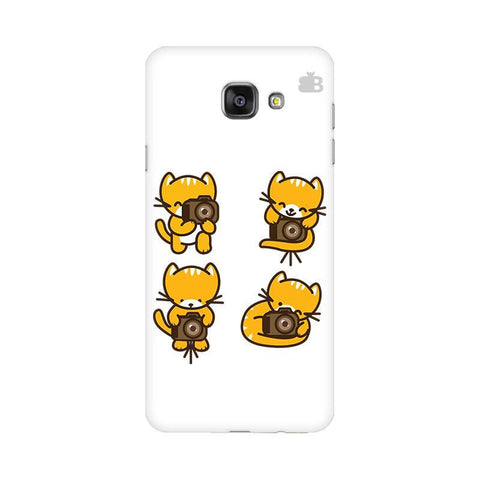 Photographer Kitty Samsung A5 2016 Phone Cover