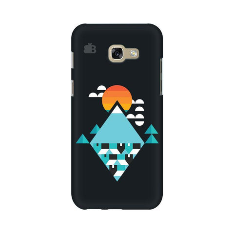 Abstract Mountains Samsung A5 2017 Phone Cover