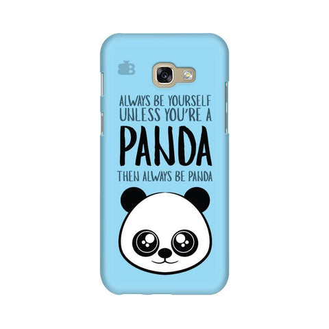 Always be panda Samsung A5 2017 Phone Cover