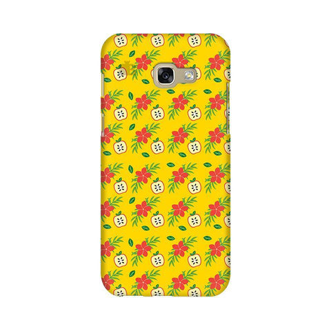 Apples & Flowers Samsung A5 2017 Phone Cover
