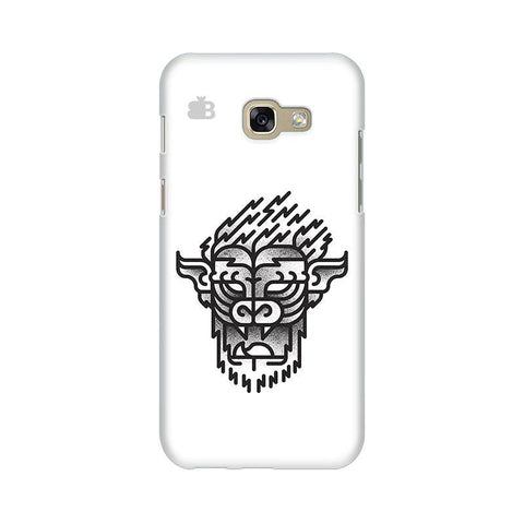 Arty Lion Samsung A5 2017 Phone Cover