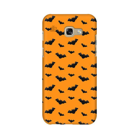 Bats Pattern Samsung A5 2017 Phone Cover