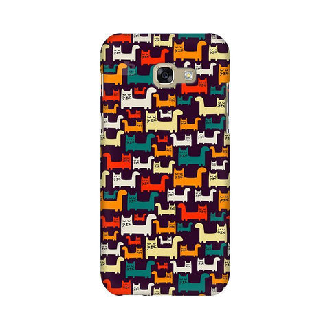 Chill Cats Samsung A5 2017 Phone Cover