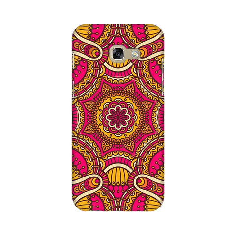 Colorful Ethnic Art Samsung A5 2017 Phone Cover