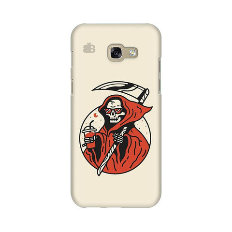 Death Chilling Samsung A5 2017 Phone Cover