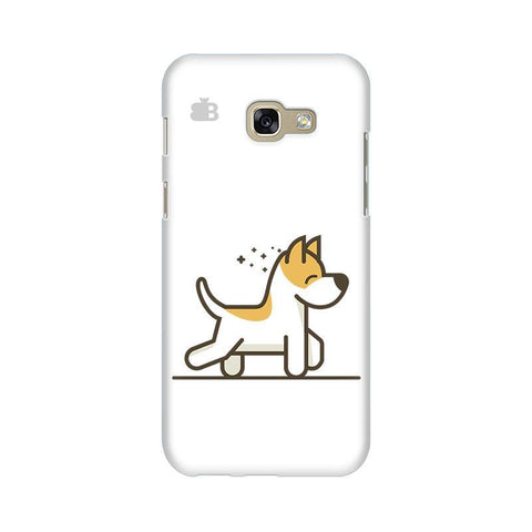 Happy Puppy Samsung A5 2017 Phone Cover