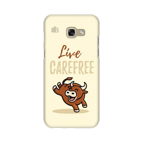 Live Carefree Samsung A5 2017 Phone Cover
