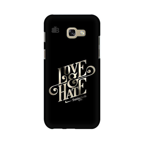 Love & Hate Samsung A5 2017 Phone Cover