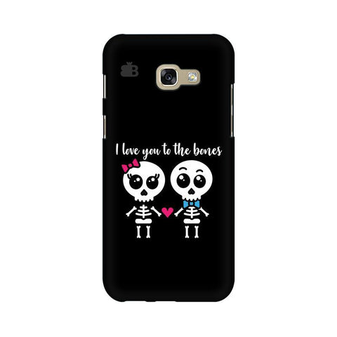 Love to the Bones Samsung A5 2017 Phone Cover