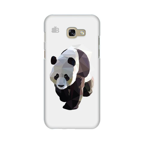 Low Poly Panda Samsung A5 2017 Phone Cover