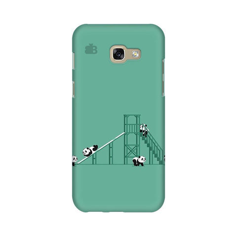 Pandas Playing Samsung A5 2017 Phone Cover
