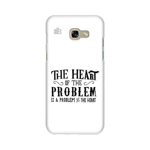 Problem of the Heart Samsung A5 2017 Phone Cover