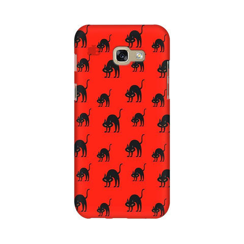 Scary Cats Samsung A5 2017 Phone Cover