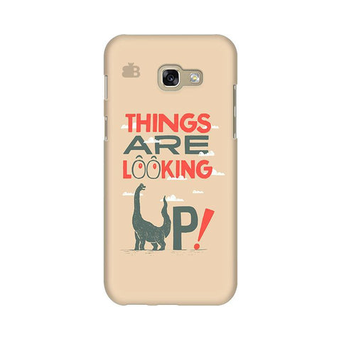 Things are looking Up Samsung A5 2017 Phone Cover